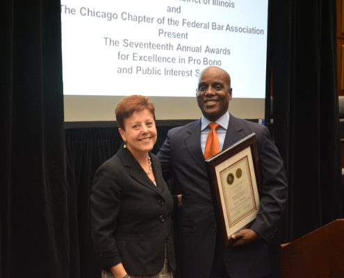 MBG Honored with Award for Excellence in <em>Pro Bono</em> Service