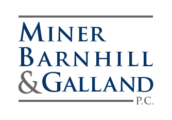 Miner Barnhill & Galland Logo